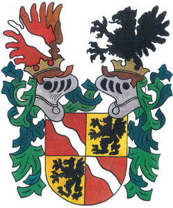 Wappen Aspan von Haag