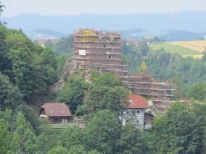 Oktober 2017 - Blick vom Altersheim Gramastetten